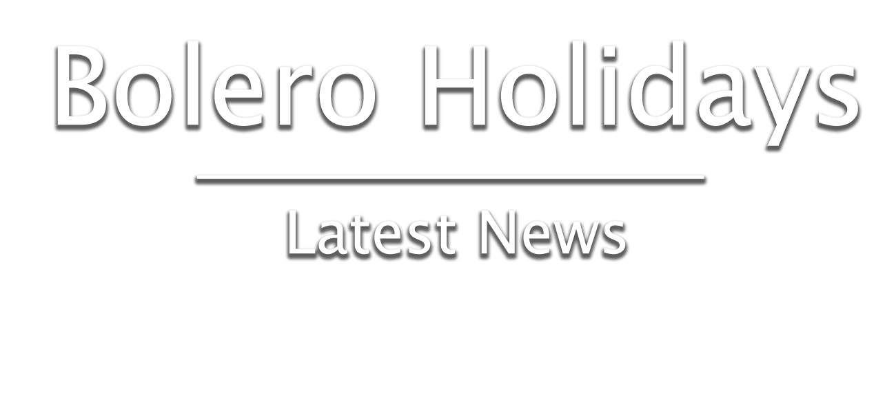 Bolero Holidays Latest Union Lido News